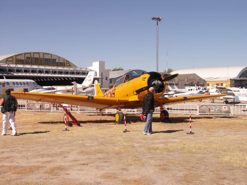 """Exhibición aerea de la Fundación """"Infante de Orleans"""". PICT0390"""
