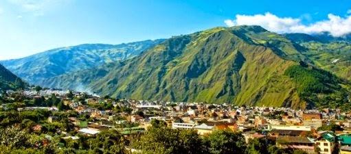 Província de Tungurahua Gosto