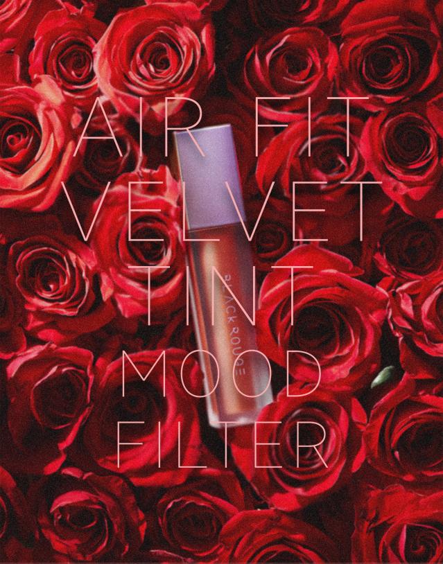 Son Black Rouge Air Fit Velvet Tint Mood Filter