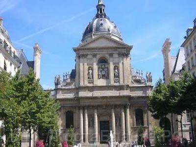 Université Paris-Sorbonne, France, КостаБланка.РФ