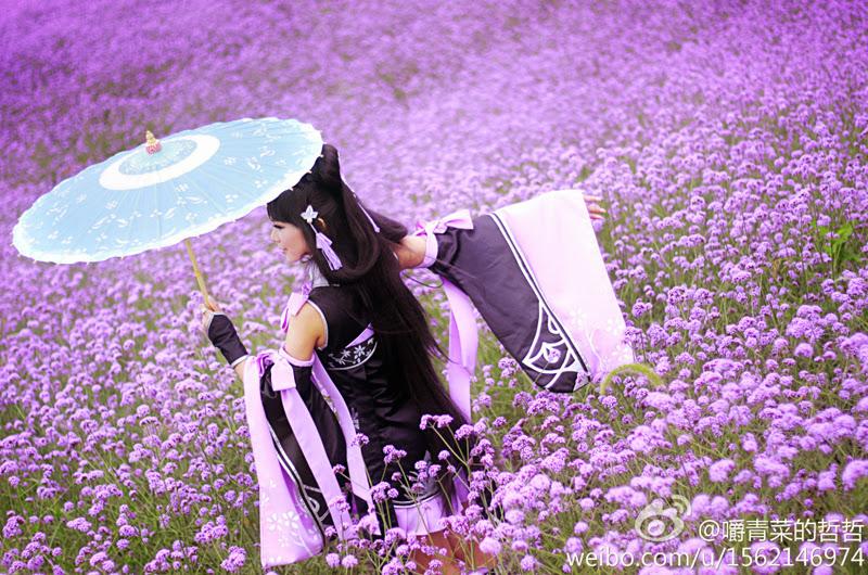 Nữ hiệp Vạn Hoa dạo chơi giữa rừng hoa - Ảnh 9