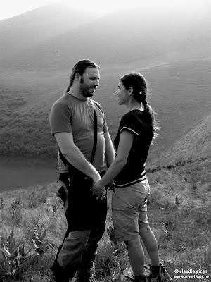 Siriu, Lacul Vulturilor, poveste in doi