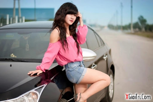 Myun Nguyễn teen xinh