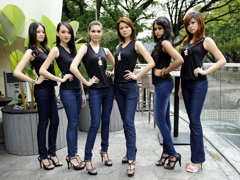 Asia Model Festival Awards New Face Model Search