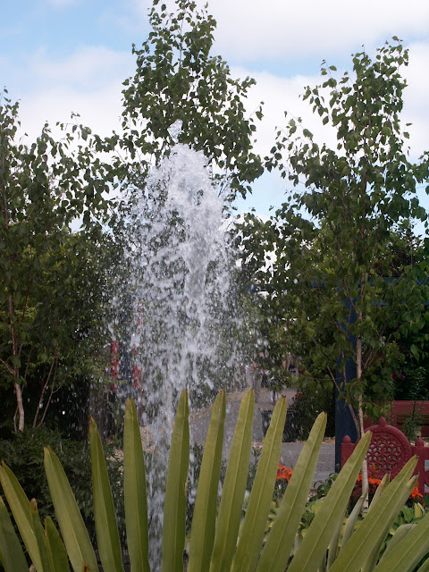 Garden Show Water Features