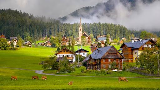 Gosau Village, Austria.jpg