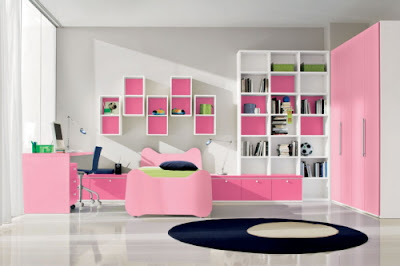 Bedroom Wall Designs For Girls