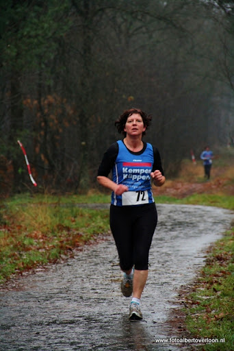 Coenders Oudjaarsloop in Bossen Overloon-Stevensbeek 31-12-2011 (21).JPG