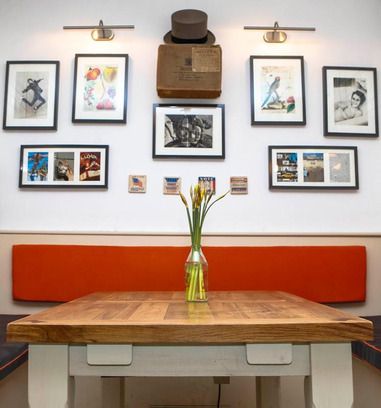 *保有60年代維多利亞風格:attendant廁所咖啡廳! 3