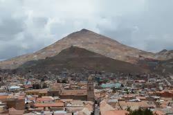 Cerro rico y ciudad de Potosí, 500 años de historia minera