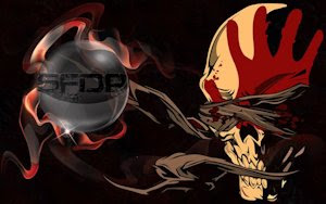 Five Finger Death Punch Ball Wallpaper