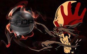 Five Finger Death Punch Ball Wallpaper