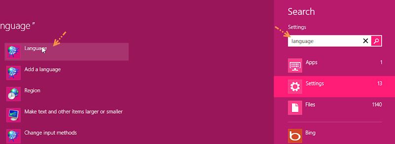 กำหนดให้ Windows 8 จดจำภาษาที่ใช้งานในแต่ละโปรแกรม Autolang02