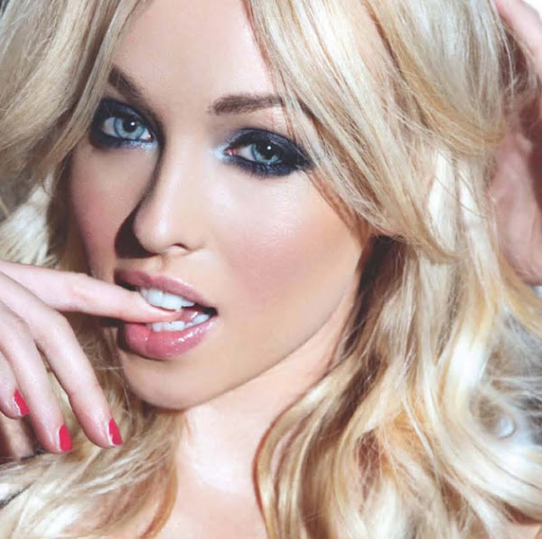 Jorgie Porter is one of Britain