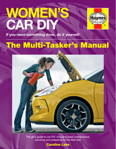 Haynes Women's Car DIY Manual - Caroline Lake