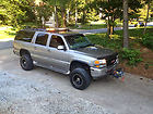 2000 GMC Yukon XL K2500 SLE Sport Utility 4-Door 6.0L Rescue/Fire/EMS/Safety