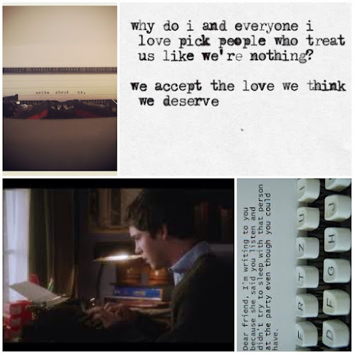 Carly Findlay Perks of Being a Wallflower montage 2