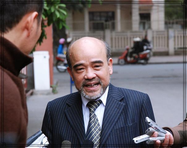 Chuyên gia bất động sản Đặng Hùng Võ