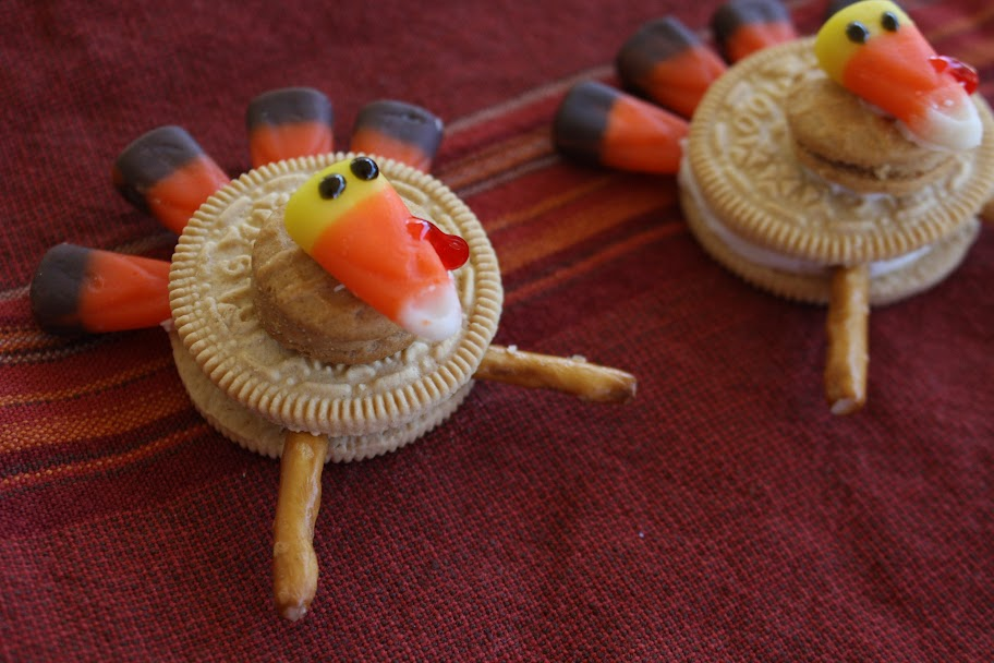 Turkey Cookie Craft