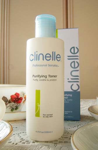 Name: Clinelle Purifying Toner Price: RM 33.90 for 200 ml. Made in: France