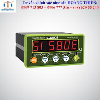 đầu cân điện tử SEWHA SI-580e chắc và bền