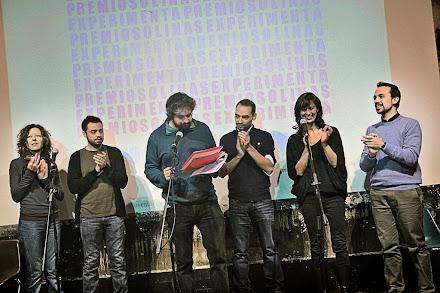 Proclamazione vincitori concorso Premio Solinas Experimenta
