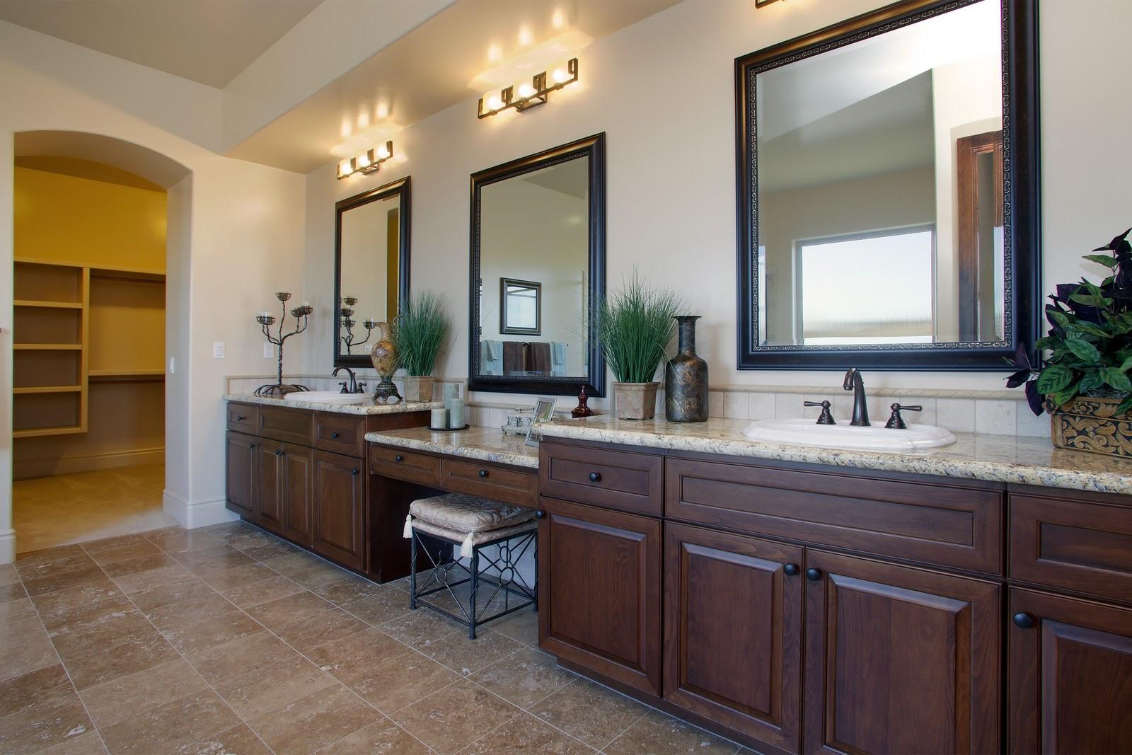 Bathroom Vanities San Diego mdd homes: custom designed bathrooms