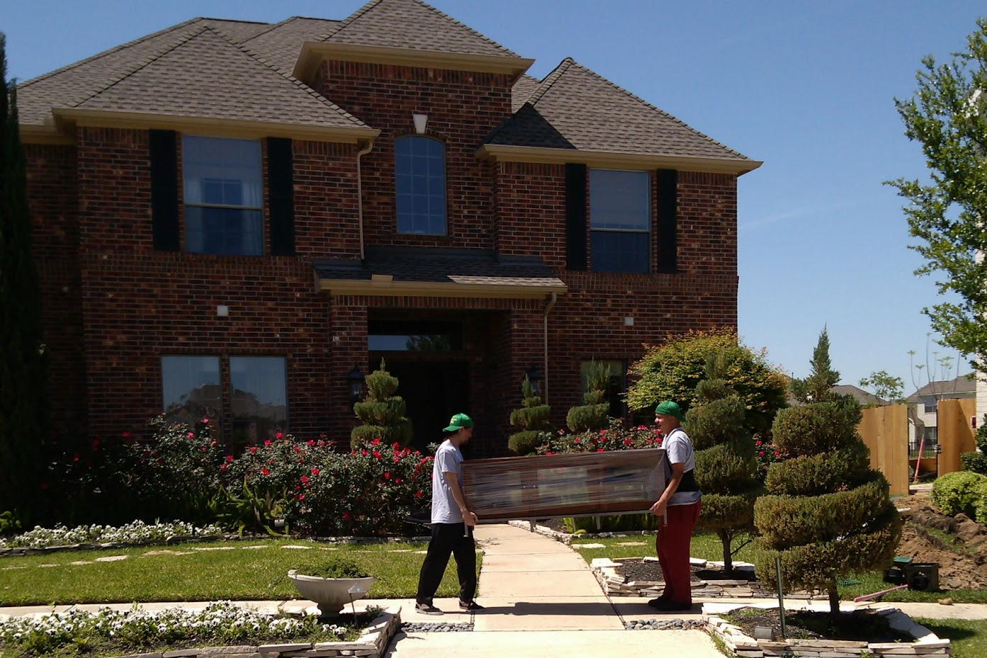 Moving Cypress TX | Cy-Fair Moving at 6019 Shady Manor Dr, Katy, TX
