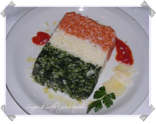 Tre colori di riso