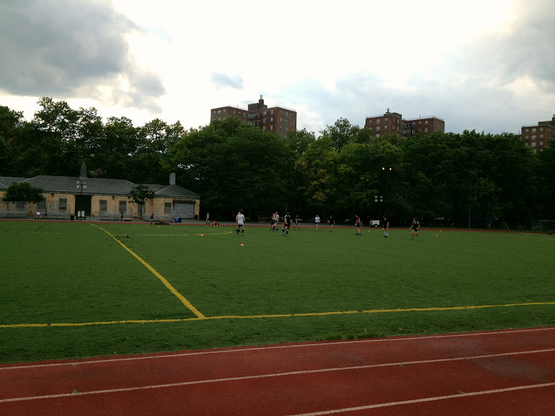 East River Park Running Track