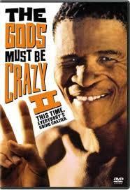 The God Must Be Crazy 2 - Thượng đế phát khùng 2