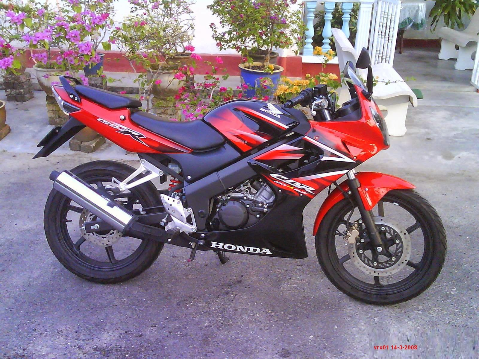 Cbr 150r Old Modifikasi