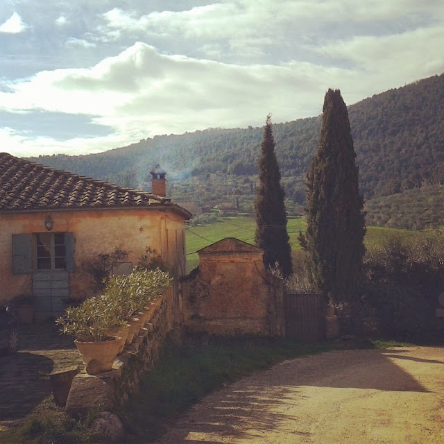 Il Granaio, Cetinale - Ancaiano, Siena