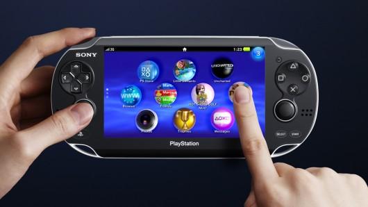 Sony PlayStation Vita Buy Online Preorder