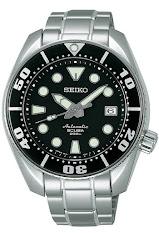 Jam Tangan Pria Tali Rantai Seiko Prospex Diver Cronograph : SBEC001