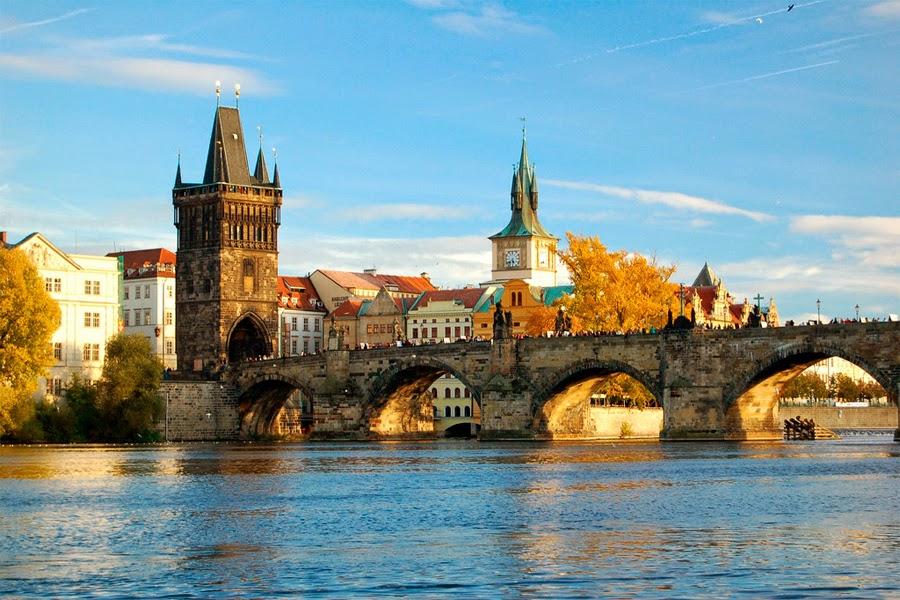 Visitar Praga en Navidad