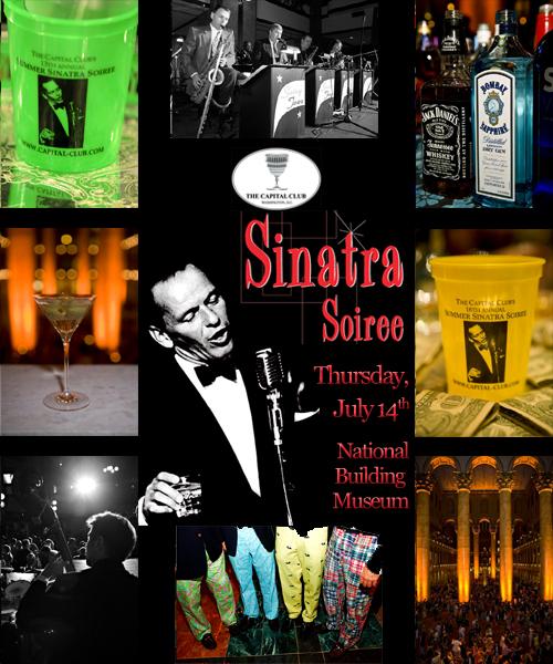 Sinatra Splash