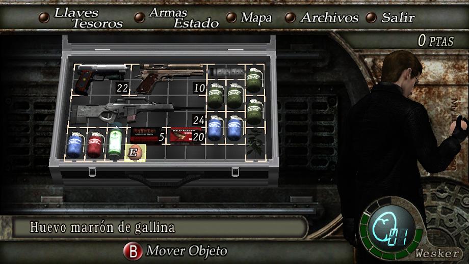 Gallinas Y Huevos En El Pueblo Mercenarios Game+2013-12-12+03-17-53-22