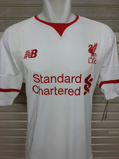 Jual Jersey Liverpool Away 2015-2016