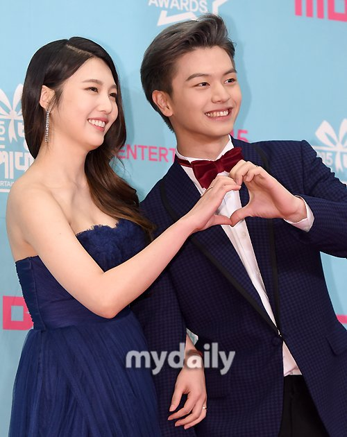 SungJae và Joy Couple – We Got Married Full HD (2015)