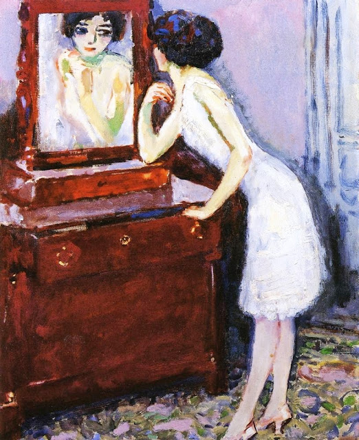 Kees Van Dongen - In Front of the Mirror