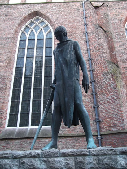 Groningen Statua