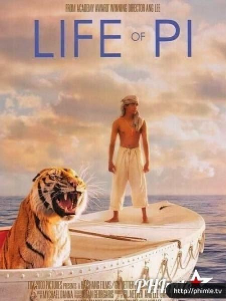 Phim Cuộc Đời Của Pi - Life Of Pi - VietSub