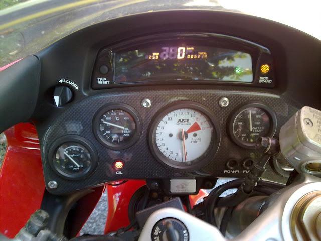 MISSÃO HONDA NR750 e mais, muito mais ... NR24