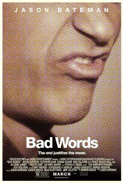 Poster Of English Movie Bad Words (2013) Free Download Full New Hollywood Movie Watch Online At Alldownloads4u.Com