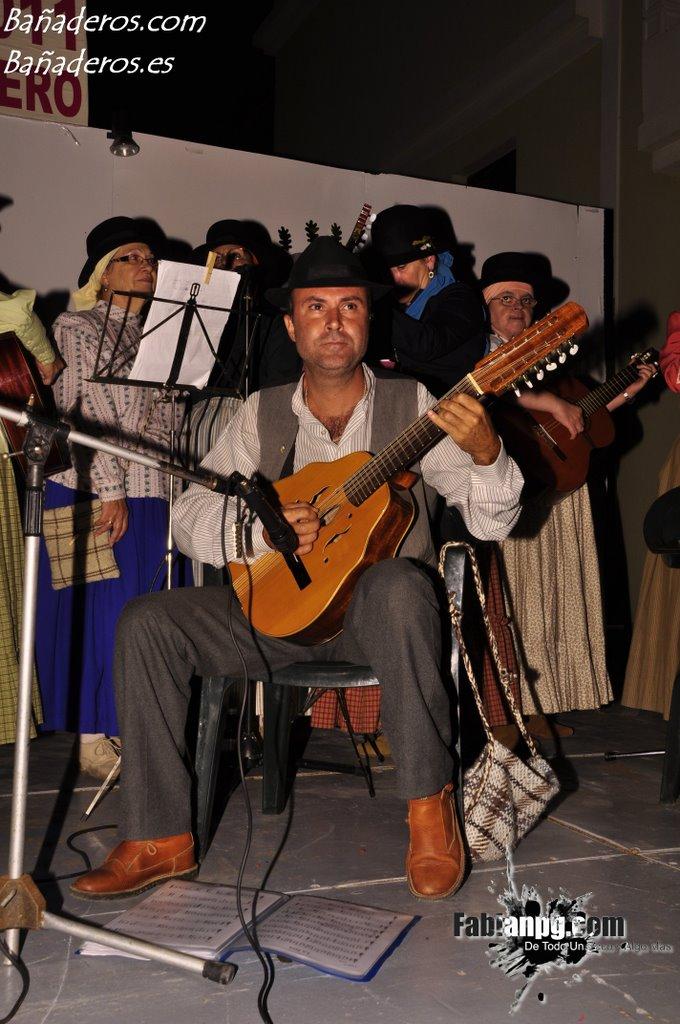 Actuación Folklórica Fiestas en Honor a Santa Lucía El Puertillo