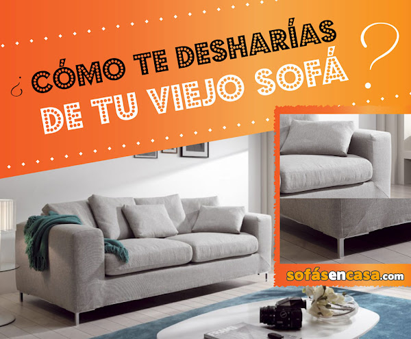 Sorteo sofá de Sofasencasa.com.