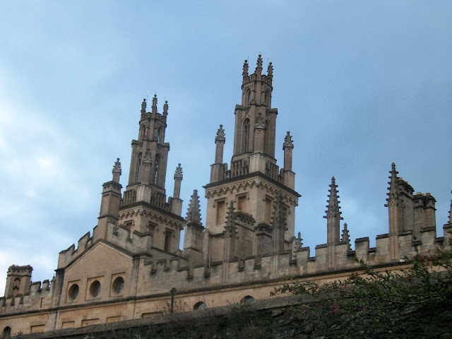 guide to oxford uk