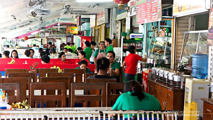 The Bulalohan Strip at Tagaytay's Mahogany Market