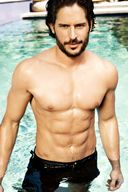Joe Manganiello - True Blood Werewolf Hot Muscle Hunk